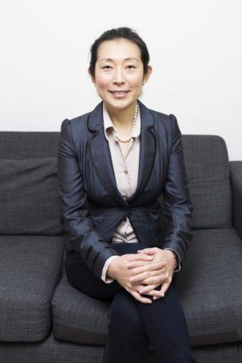 Photo of speaker Bingbing Chan