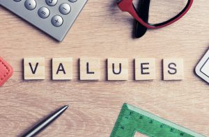 How to set the core values of your small business to guarantee future success